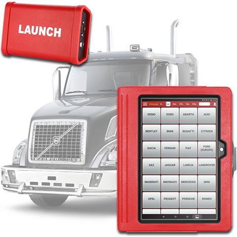 Diagnostic PL | BUS | Engin spéciaux | tracteurs