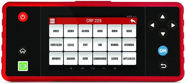 CRP229 LAUNCH